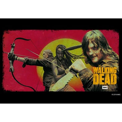TWD Season 10 Defiance Sticker