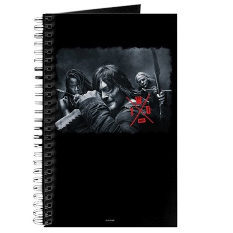 Twd Season X Comic Con Journal