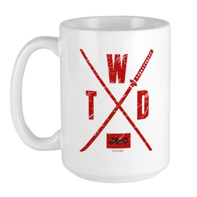 Twd Season X Logo Large Mug
