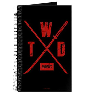 Twd Season X Logo Journal