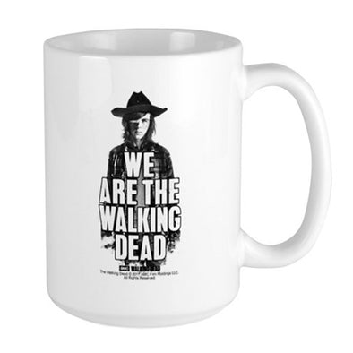 We Are The Walking Dead Large Mug