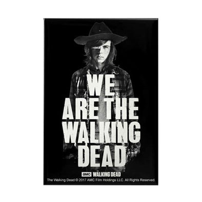 We Are The Walking Dead Magnet