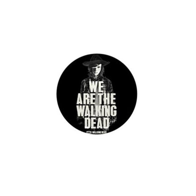 We Are The Walking Dead Mini Button