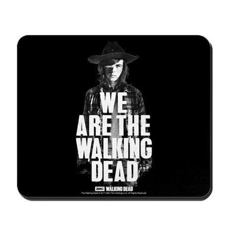 We Are The Walking Dead Mousepad