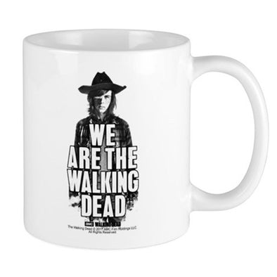 We Are The Walking Dead Mug