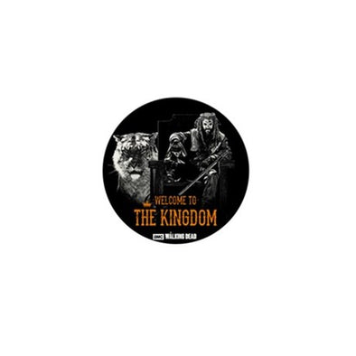 Welcome To The Kingdom Mini Button