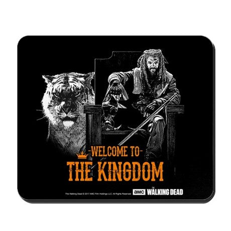 Welcome To The Kingdom Mousepad