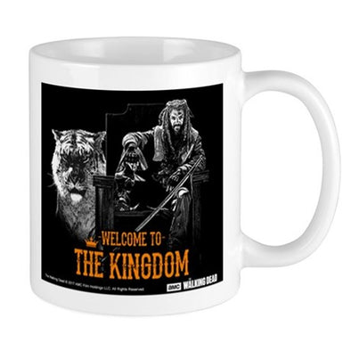 Welcome To The Kingdom Mug