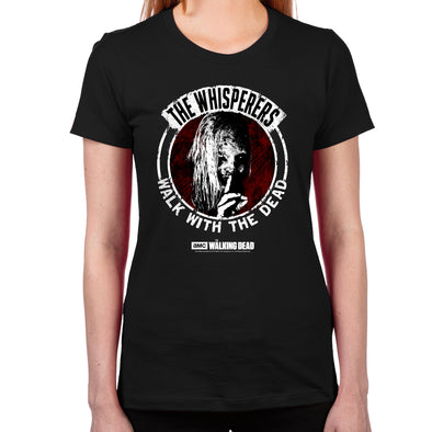 Whisperers Walk With The Dead Women's T-Shirt