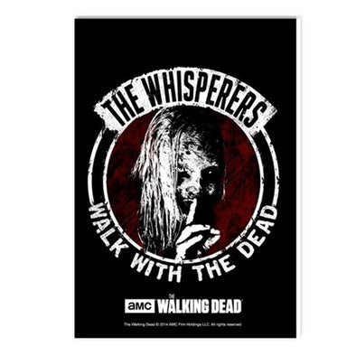 The Whisperers Walk With The Dead Postcards (package Of 8)