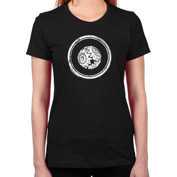 Survivor Icon Women's Fitted T-Shirt