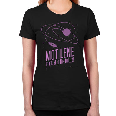 Motilene Women's Fitted T-Shirt