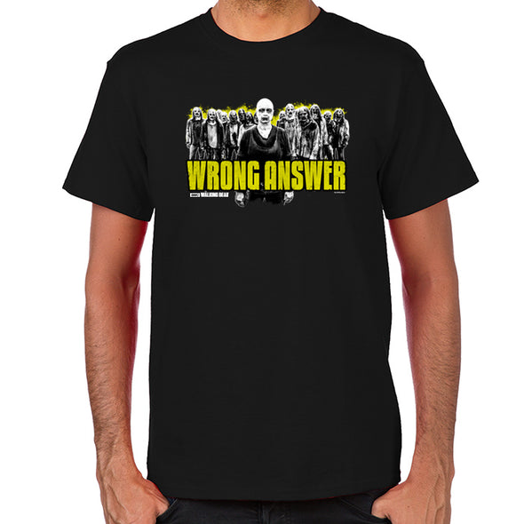 Wrong Answer T-Shirt