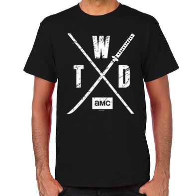 TWD Season X Logo T-Shirt