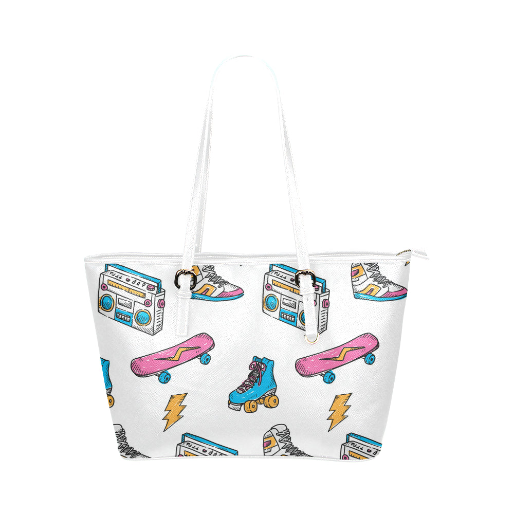 Retro Sounds Handbag Tote