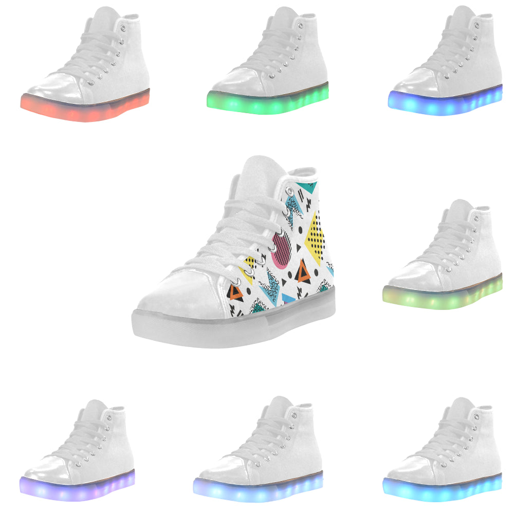 MW Signature Soundz Light Up Men's Shoes
