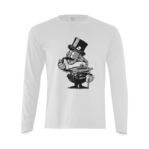 MW Assorted Designs - Men's Long Sleeve T-Shirts