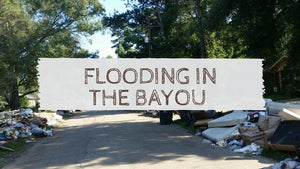 Flooding In The Bayou