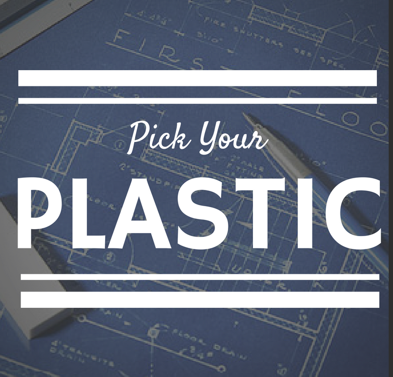 Pick Your Plastic