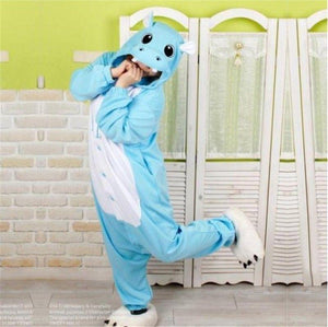 Elephant Adult Onesie Pajamas