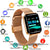 Women's Waterproof Smart Watch With Fitness Tracking