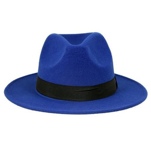 Jazz Fedora Hat
