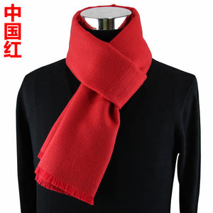 Business Casual Luxury Men's Scarf