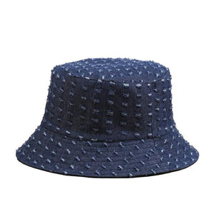 Floral Fisherman Panama Bucket Hat