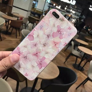 Soft Silicone Case For iPhone 8 & 8 Plus