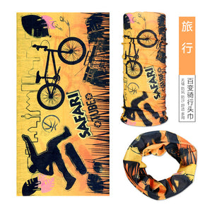 Casual & Cycling Bandanas