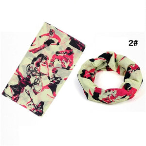 Outdoor sport & casual bandanas