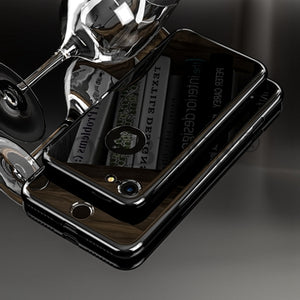 Luxury Glossy iPhone Case