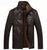 Casual/Business Mens Leather Jacket