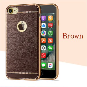 Leather Luxury iPhone Case