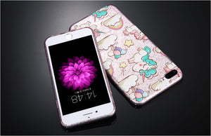 Unicorn Phone Case For iPhone X