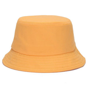 Solid Bucket Hat