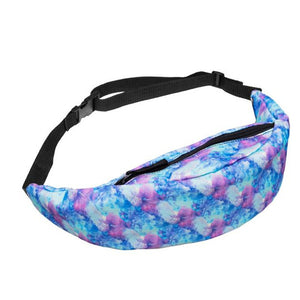 Casual Functional Waist Fanny Pack