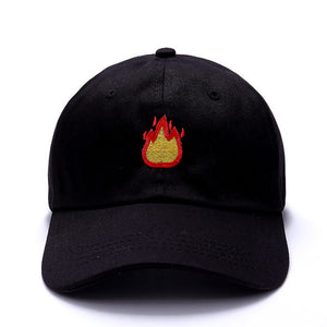Dad Hat - Fire