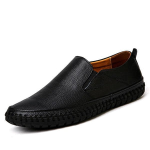 Leather Men's Casual Shoe