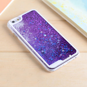 Liquid Quicksand Printed Cases for iPhone 8 & 8 Plus