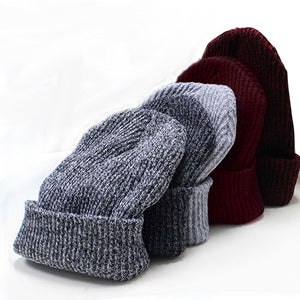 Winter Warm Knitted Beanie