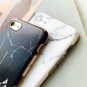 Marble Cool iPhone Cases