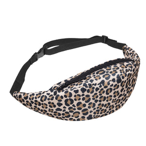 Casual Waist Fanny Pack (20+ Colors)