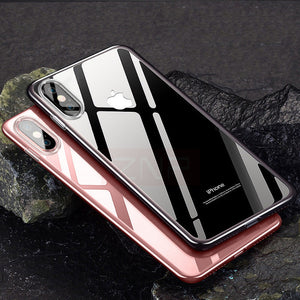 Ultra Thin Case For iPhone X