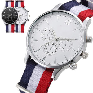 Canvas Mens Watch
