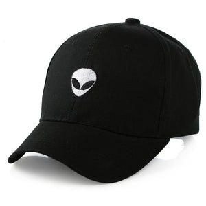 Alien head Dad Hat
