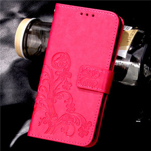 Leather Flip Case For iPhone 8 & 8 Plus