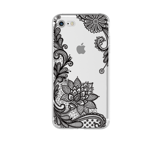 Retro Flower iPhone Case