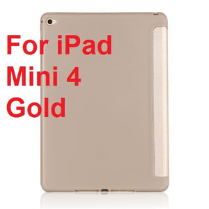 Magnetic Protective Cover Case for iPad Mini 1 2 3 4 & iPad 2 3 4