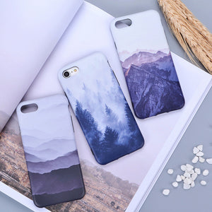 Scenery Case for iPhone X